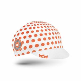 King of the mountain cycling hat