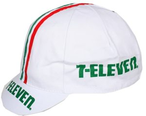 Corporate cycling cap