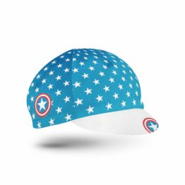 Star cycling cap